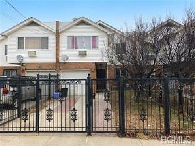 Bronx Multi Family 2-4 For Sale: 312 Castle Hill Avenue