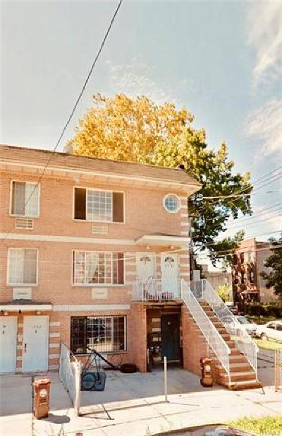 Bronx Multi Family 2-4 For Sale: 1000 Duncan Street