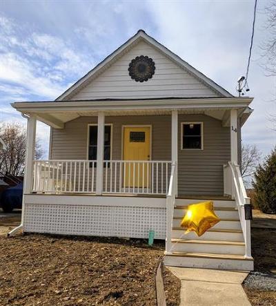 Newburgh Single Family Home For Sale: 14 Parkview Street