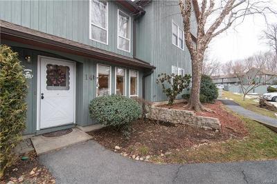 Peekskill Condo/Townhouse For Sale: 14 Bleakley Drive