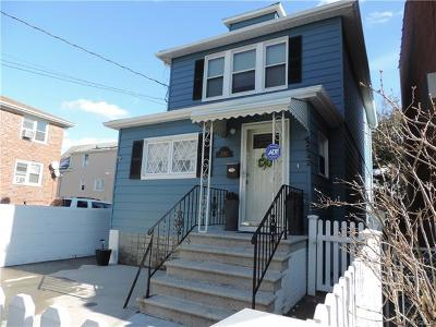 Bronx Single Family Home For Sale: 2942 Dudley Avenue