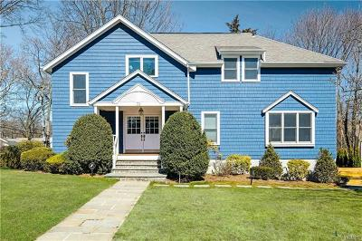Scarsdale Single Family Home For Sale: 71 Carman Road