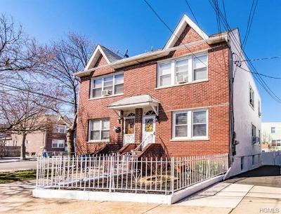 Bronx Multi Family 2-4 For Sale: 3033 Coddington Avenue