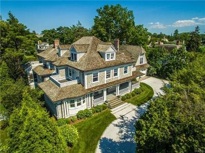 Larchmont Single Family Home For Sale: 65 Beach Avenue