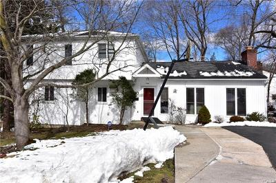 Ardsley Single Family Home For Sale: 110 Wood Avenue