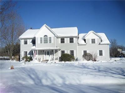 Monroe Single Family Home For Sale: 64 Edward Place
