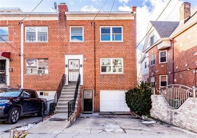 Bronx Multi Family 2-4 For Sale: 1743 Undercliff Avenue