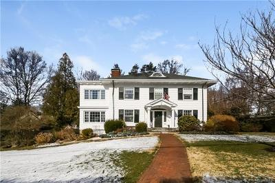 Scarsdale NY Single Family Home For Sale: $1,658,000