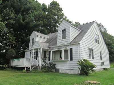 Middletown Single Family Home For Sale: 625 Mt Hope Road