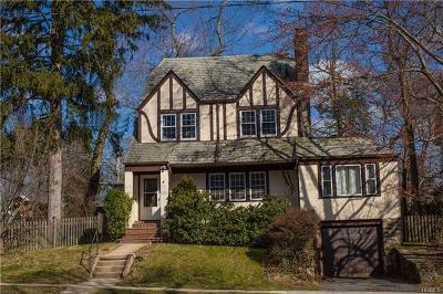 New Rochelle Single Family Home For Sale: 897 Webster Avenue