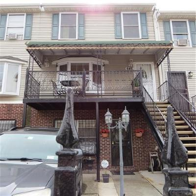 Bronx Multi Family 2-4 For Sale: 648 Saint Marys Street