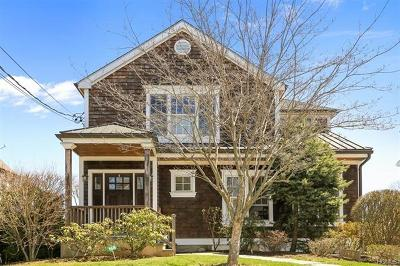 Scarsdale Single Family Home For Sale: 168 Bradley