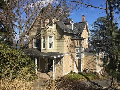 Nyack NY Single Family Home For Sale: $858,000