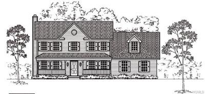 Middletown Single Family Home For Sale: Lot #3 Ridge Drive