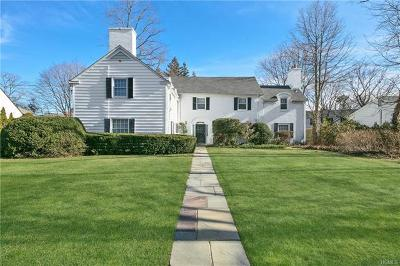 New Rochelle Single Family Home For Sale: 17 Mildred Parkway