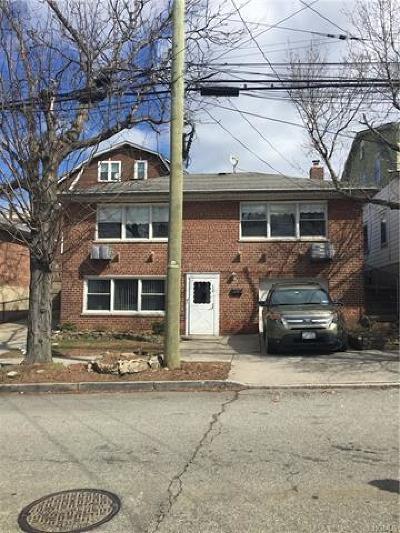 Bronx Single Family Home For Sale: 940 Calhoun Avenue