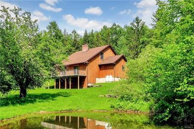 Livingston Manor Single Family Home For Sale: 120 Alder Creek Road