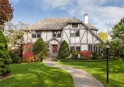 Bronxville Single Family Home For Sale: 5 Southeastway