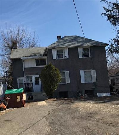 Rockland County Multi Family 2-4 For Sale: 6 Allen