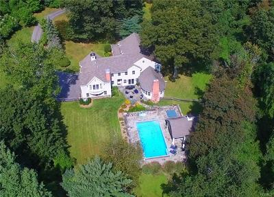 Katonah Single Family Home For Sale: 91 Lyon Ridge Road