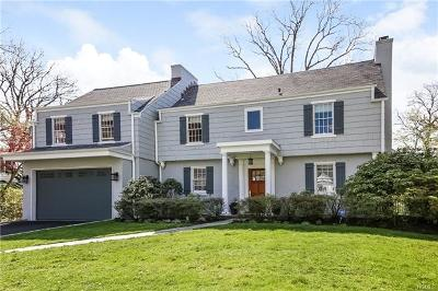 Larchmont Single Family Home For Sale: 255 Barnard Road