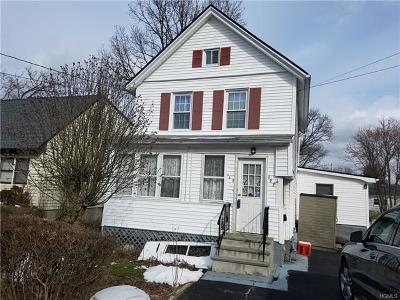 Rockland County Single Family Home For Sale: 160 Ridge Street