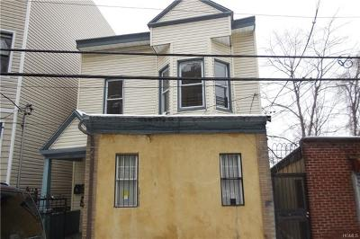 Yonkers Multi Family 2-4 For Sale: 143 Stanley Avenue