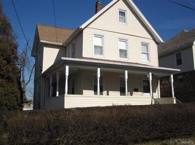 Westchester County Multi Family 2-4 For Sale: 489 Ellendale Avenue
