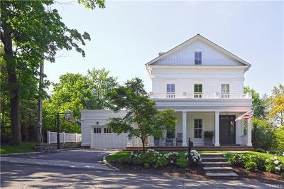 Rye Single Family Home For Sale: 18 Hillside Road
