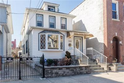 Bronx Single Family Home For Sale: 1821 Radcliff Avenue