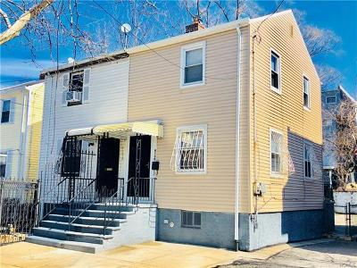 Bronx Single Family Home For Sale: 4136 Murdock Avenue