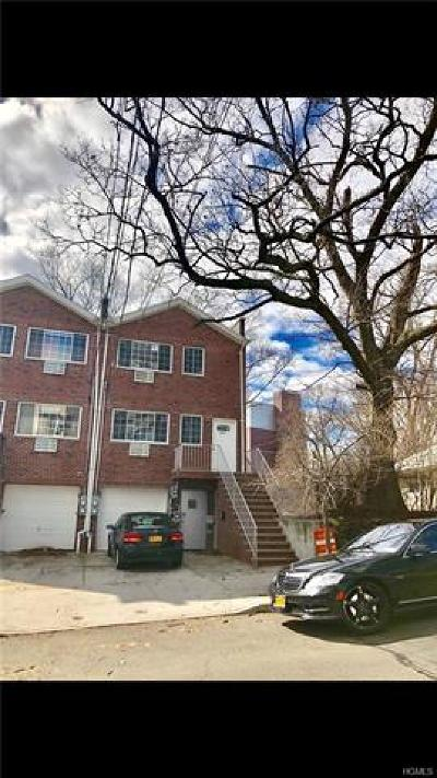 Bronx Rental For Rent: 3313 Rombouts Avenue #Rear