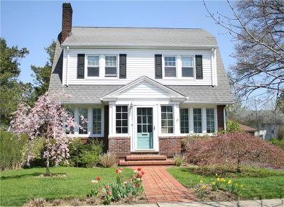 White Plains Single Family Home For Sale: 141 Longview Avenue