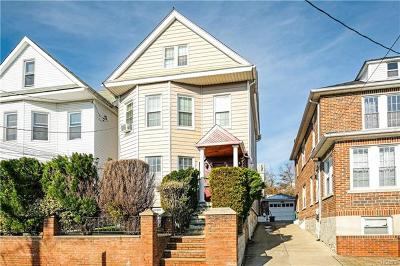 Yonkers Multi Family 2-4 For Sale: 75 Glover Avenue