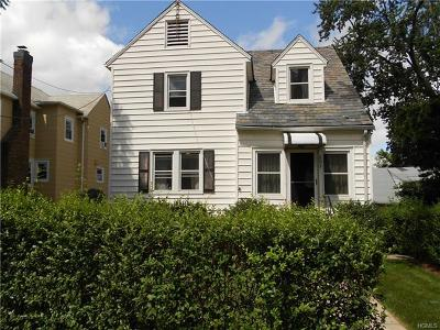 Mount Vernon Single Family Home For Sale: 203 Hillside Avenue