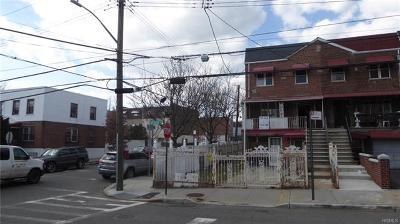 Bronx Multi Family 2-4 For Sale: 1401 Needham Avenue