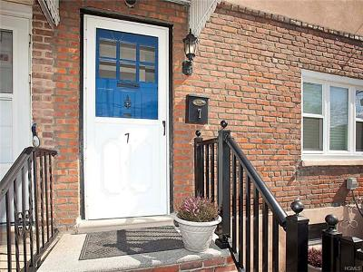 Yonkers Single Family Home For Sale: 7 Hildreth Place