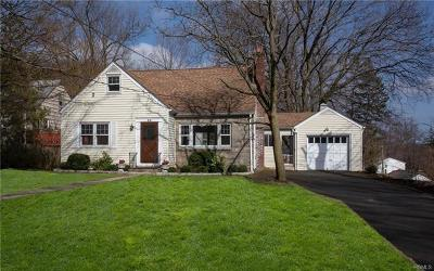 Dobbs Ferry Single Family Home For Sale: 52 Shady Lane