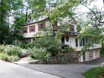 Hastings-On-Hudson Single Family Home For Sale: 22 Terrace Drive