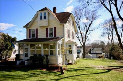 Tappan Single Family Home For Sale: 63 Central Avenue