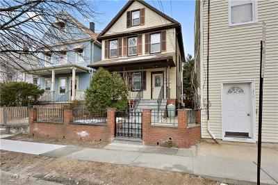 Westchester County Multi Family 2-4 For Sale: 316 Lockwood Avenue