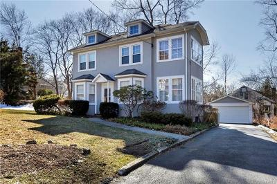 Westchester County Single Family Home For Sale: 20 Rutland Street