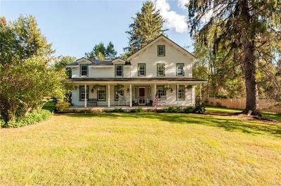 Livingston Manor Single Family Home For Sale: 1548 Beaverkill Road