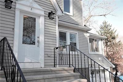 Westchester County Single Family Home For Sale: 2 Cedar Road