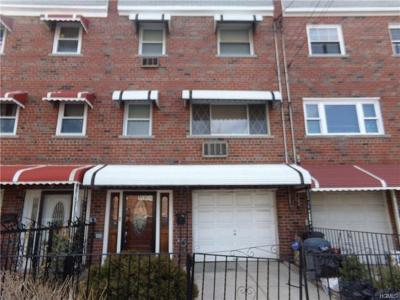 Bronx Single Family Home For Sale: 4713 Murdock Avenue