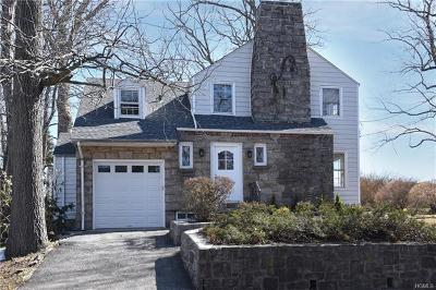 Yonkers NY Single Family Home For Sale: $525,000