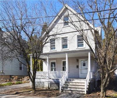Yonkers Single Family Home For Sale: 94 Lenox Avenue
