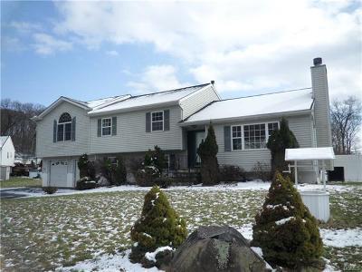 Newburgh Single Family Home For Sale: 36 Saratoga Road
