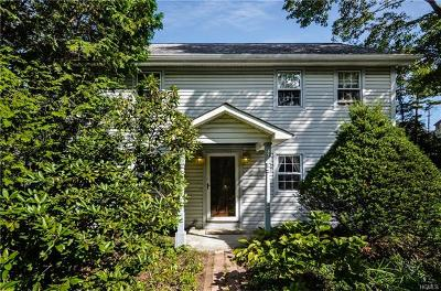 Westchester County Single Family Home For Sale: 77 Maple Avenue
