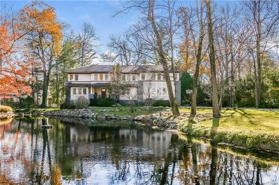 Scarsdale NY Single Family Home For Sale: $2,200,000